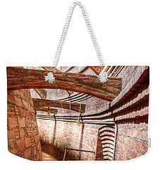 Flying Buttresses In The Dome 1  Weekender Tote Bag
