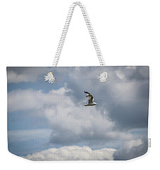 Flying By God Weekender Tote Bag