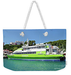 Flying Cat 5 At Alonissos Weekender Tote Bag
