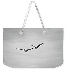 Flying Companions Weekender Tote Bag