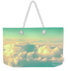 Flying Weekender Tote Bag by Delphimages Photo Creations