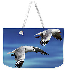 Flying High 0064 Weekender Tote Bag