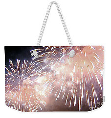 Flying High On Fourth Of July Weekender Tote Bag