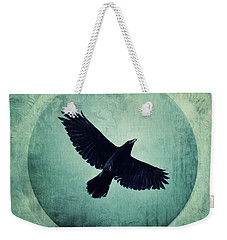 Flying High Weekender Tote Bag by Priska Wettstein