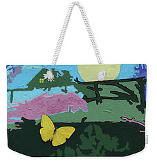 Flying Home Weekender Tote Bag by John Lautermilch