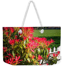 Flying Home Weekender Tote Bag