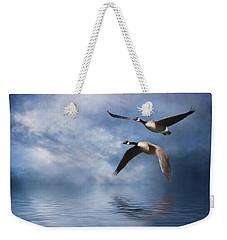 Flying Home Weekender Tote Bag