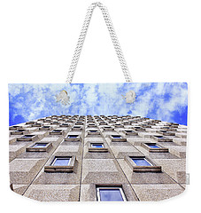 Flying Like A Bird Weekender Tote Bag