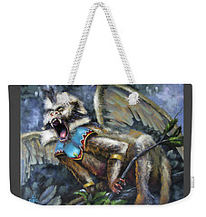 Flying Monkey Weekender Tote Bag