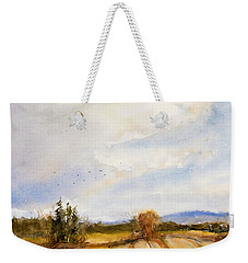 Flying South Weekender Tote Bag by Judith Levins