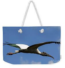 Flying Stork-no Baby Weekender Tote Bag