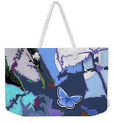 Flying Towards The Light Weekender Tote Bag
