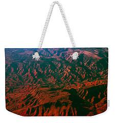 Flying West Weekender Tote Bag