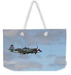 Flying Yak Weekender Tote Bag by Shoal Hollingsworth