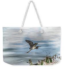 Flyover Weekender Tote Bag