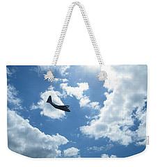 Flypast Weekender Tote Bag