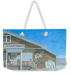 F.o. Goldthwaite Weekender Tote Bag