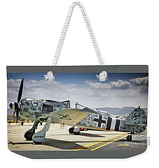 Focke-wulf 190 What Da Focke-wulf Weekender Tote Bag