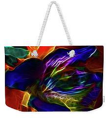 Focus Weekender Tote Bag by Stuart Turnbull