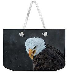 Focused Weekender Tote Bag by CR Courson