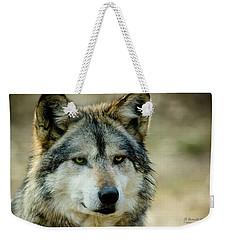 Focused Weekender Tote Bag