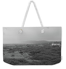 Fog Bank At Ocean Shores Weekender Tote Bag