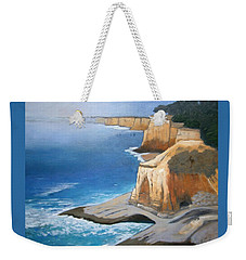 Fog Burning Off Weekender Tote Bag
