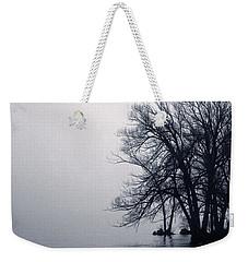 Fog Day Afternoon Weekender Tote Bag