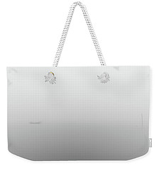 Fog Day Weekender Tote Bag