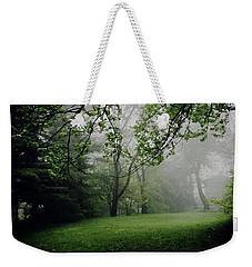 Fog On The Green Weekender Tote Bag