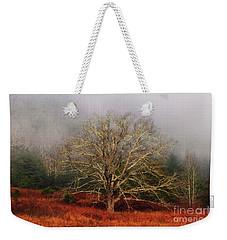 Fog Tree Weekender Tote Bag by Geraldine DeBoer