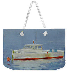 Fogged In Weekender Tote Bag
