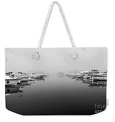 Foggy Day Banagher Weekender Tote Bag