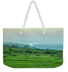 Weekender Tote Bag featuring the photograph Foggy Day #g0 by Leif Sohlman