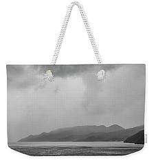 Foggy Island Weekender Tote Bag