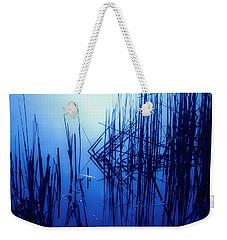 Foggy Marsh3 Weekender Tote Bag
