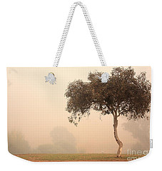Foggy Morning Weekender Tote Bag