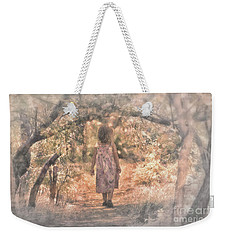 Foggy Morning Light Weekender Tote Bag by Mary Lou Chmura