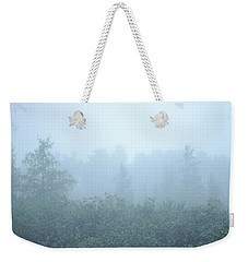 Foggy Perspective Weekender Tote Bag