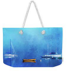 Upon The Still Waters Weekender Tote Bag