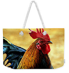 Weekender Tote Bag featuring the photograph Foghorn I by Patricia Griffin Brett