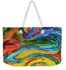 Folded Hopes Weekender Tote Bag