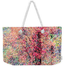 Foliage Composite  Weekender Tote Bag