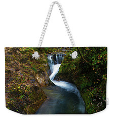 Follow It I Weekender Tote Bag