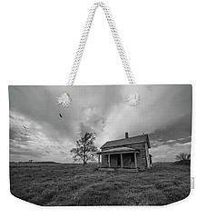 Follow The Buzzards Weekender Tote Bag