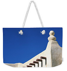 Follow The Cairn Weekender Tote Bag