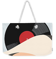 Follow The Music Weekender Tote Bag