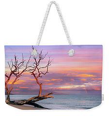 Follow The Rainbow Weekender Tote Bag