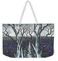 Follow The Stars Weekender Tote Bag by Kenneth Clarke