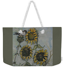 Following The Sun Weekender Tote Bag